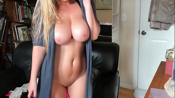 BIGGEST NATURAL TITS I'VE EVER SEEN!!!! see her masturbating for tips on Cam-thots.com