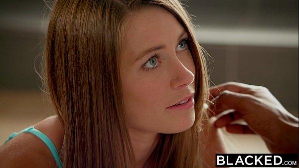 BLACKED First Interracial For Fit Brunette Kristen Lee
