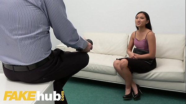 Fake Agent Petite Asian Babe May Thai Loves to Ride