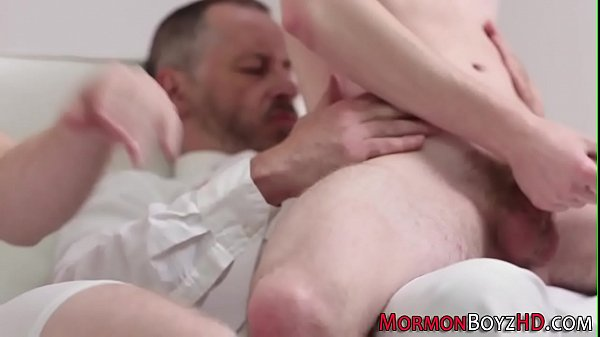 Horny mormons group fuck