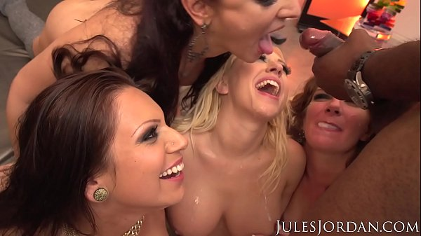 Jules Jordan – Orgy Masters Party Guess Who Gets DP'd – Alana Rains, Kagney Linn Karter, Lexington Steele, Prince Yahshua, Savannah Fox, Sheena Ryder, Tori Avano