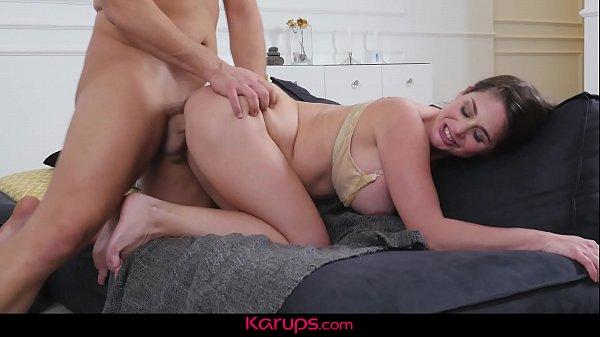 Karups – Mature Pornstar Cathy Heaven Fucks Neighbor