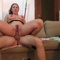 Sexo desenfrenado con Jesussanchezx y pamela sánchez en estado puro de placer